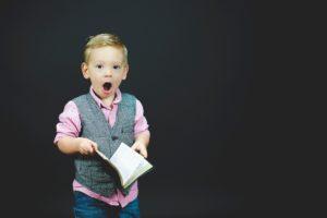 Why I Write for Children